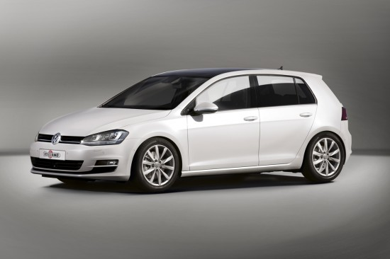 Vogtland Golf VII 01 550x366 VOGTLAND lowers the Golf VII