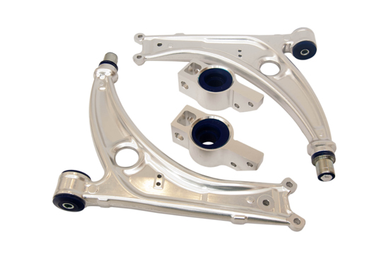 SuperPro Supaloy Arm Kit SuperPro Supaloy & Roll Control Products for VAG Applications
