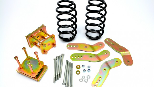 Eibach VW Caddy Pro Kit 628x356 Eibach VW Caddy Suspension Kit