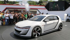 Volkswagen Design Vision GTI concept 3 280x161 VW Design Vision GTI debuts at Wörthersee