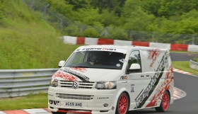 DN8A 0431 280x161 Revo VW T5 Smashes Ring Lap Record On First Attempt