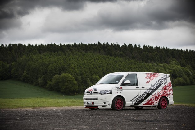 MG 0772 628x418 Revo VW T5 Smashes Ring Lap Record On First Attempt