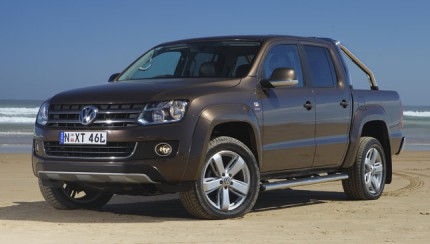 vw amarok highline 430x244 VW Amarok – review