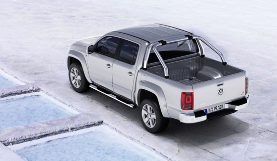 2010 vw amarok pickup The VW Amarok Might Be Coming To The USA Sooner Than We Thought