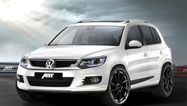 ABT Tiguan Front DP 06 628x356 ABT Sport Utility Vehicles