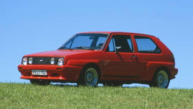 ABT Golf II 003 628x356 30 years of the Golf II – ABT celebrates an evergreen