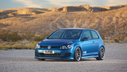 2015 H and R Springs Volkswagen Golf 7 Static 1 430x244 Volkswagen Golf 7 by H&R