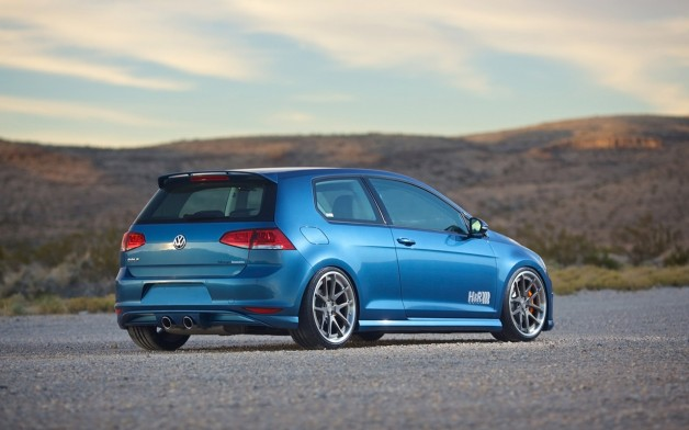 2015 H and R Springs Volkswagen Golf 7 Static 2 628x392 Volkswagen Golf 7 by H&R