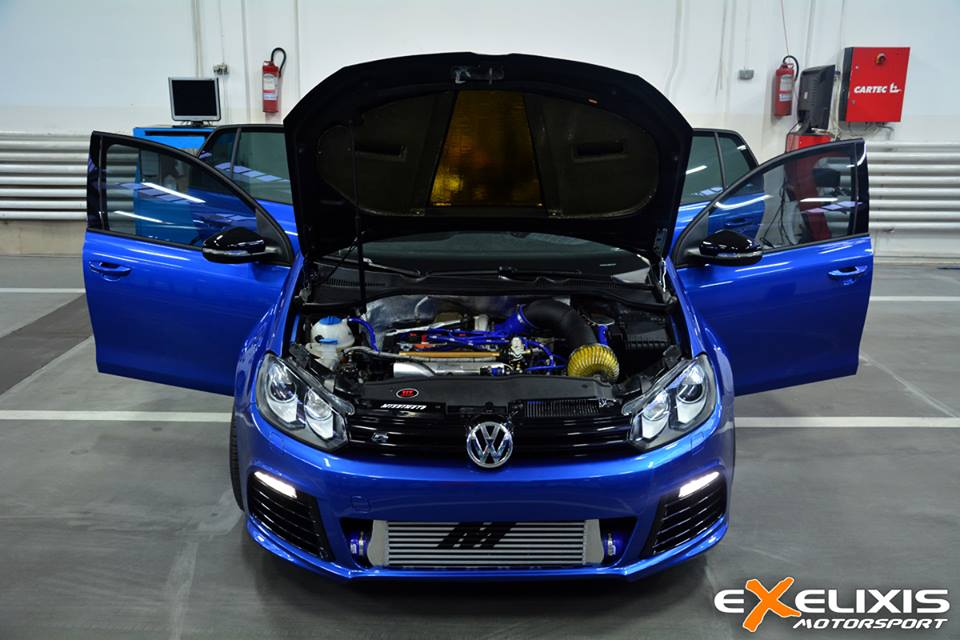 Worksheet. Exelixis Motorsport VW Golf R