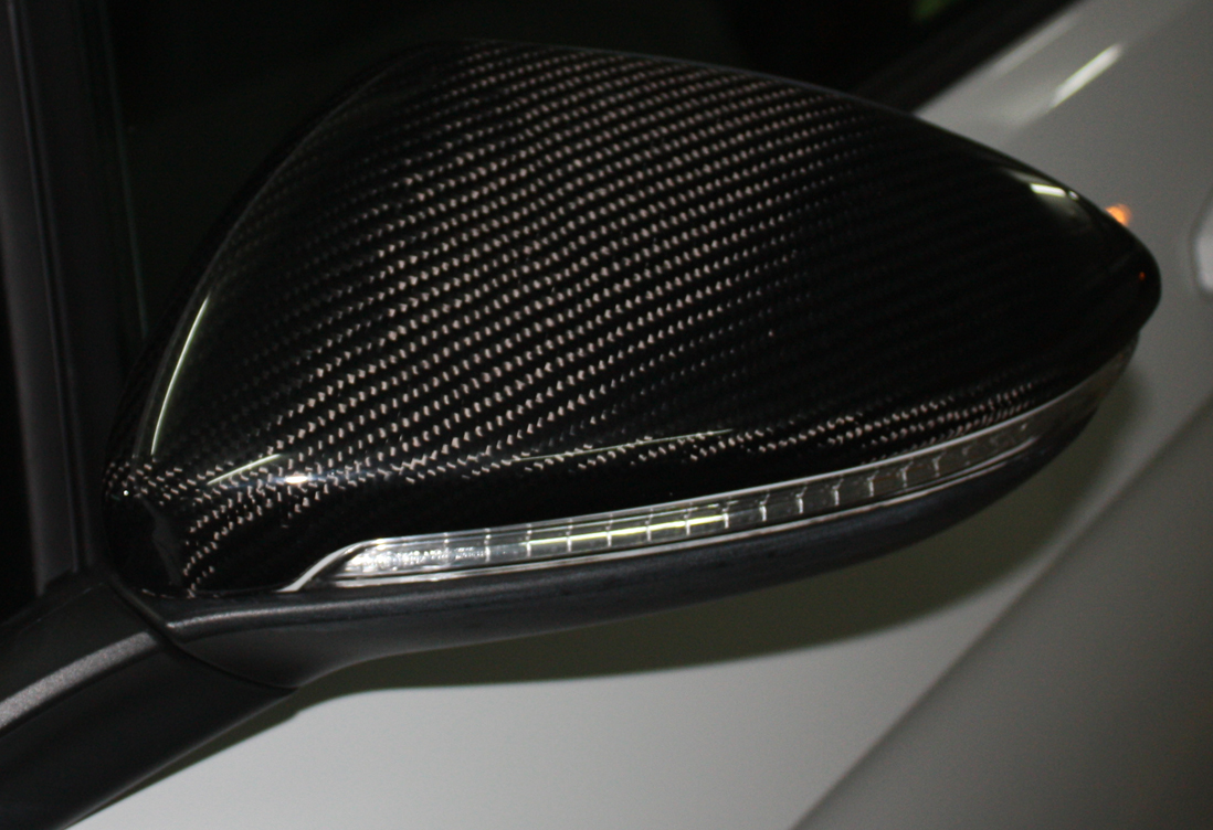 golf 7 carbon mirrors 4 vw tuning mag. Black Bedroom Furniture Sets. Home Design Ideas