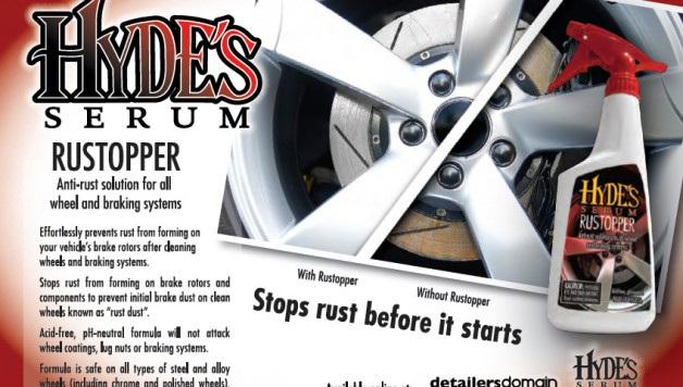 rustopper 628x356 RUSTOPPER: Anti rust solution for wheel and braking systems