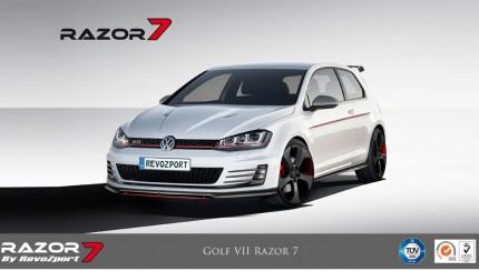 vw golf razor 7 1 430x244 VW Golf RAZOR 7