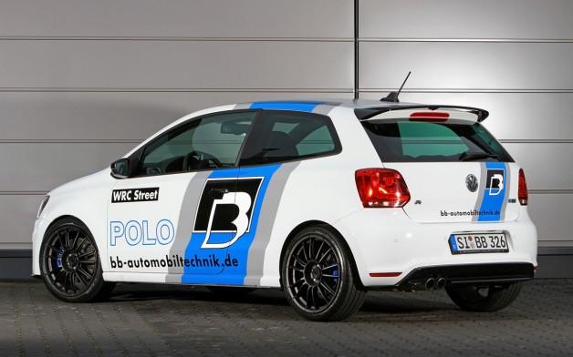 2013 BB Automobiltechnik Volkswagen Polo R WRC Street 2 628x392 VW Polo R WRC Street 2.0 TSI
