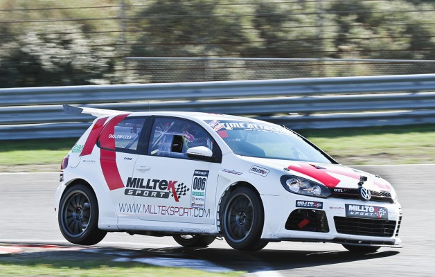 Milltek Race Car 2 Wheels 628x400 Milltek Searches For VW Cup Superstar