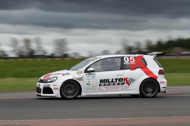 Milltek Race Golf 628x418 Milltek Searches For VW Cup Superstar