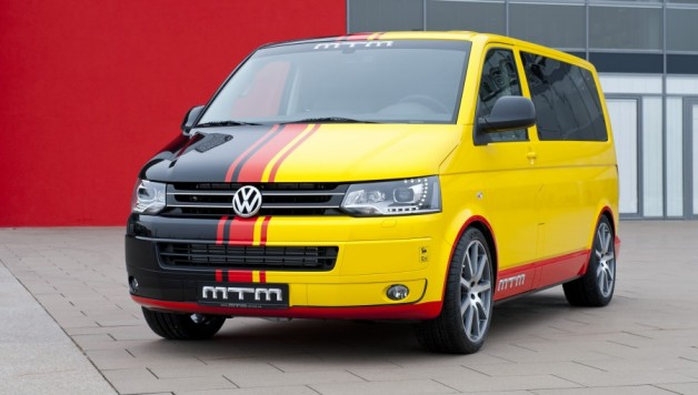 mtm t 500 628x356 MTM dominates the tuning category for estate cars and vans