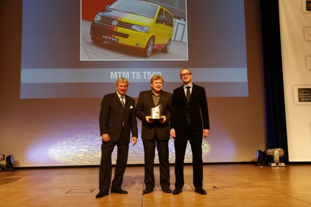 mtm t 500 prize 628x418 MTM dominates the tuning category for estate cars and vans