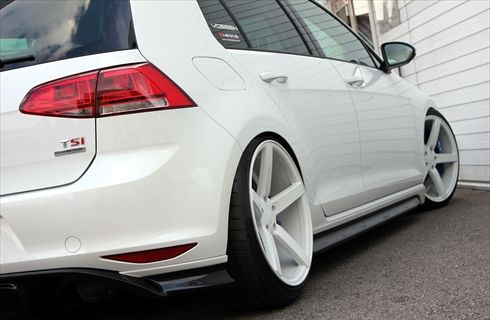 Golf gti 7 performance tuning