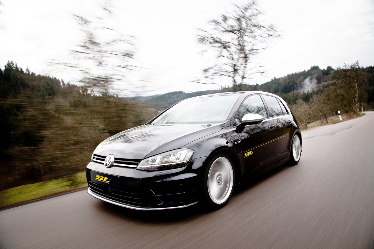 best performance for the street vw golf r spacers and sports springs. Black Bedroom Furniture Sets. Home Design Ideas