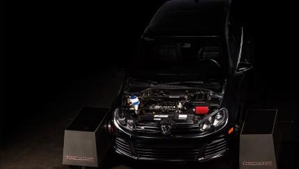 Unitronic Golf R TFSI Intake 430x244 Unitronic Golf R 2.0 TFSI Cold Air Intake System