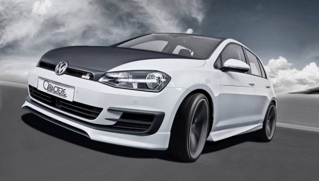 caractere vw golf 7 1 628x356 Volkswagen Golf VII by Caractere Automobile