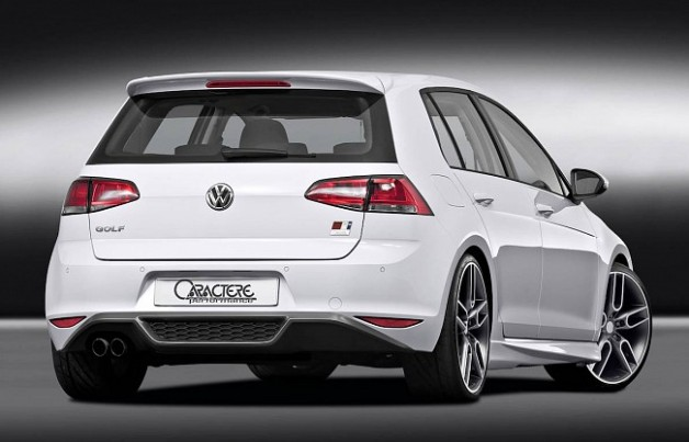 caractere vw golf 7 8 628x403 Volkswagen Golf VII by Caractere Automobile