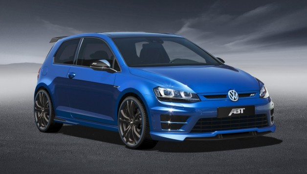 ABT VW Golf R Mk7 1 628x356 ABT Volkswagen Golf R
