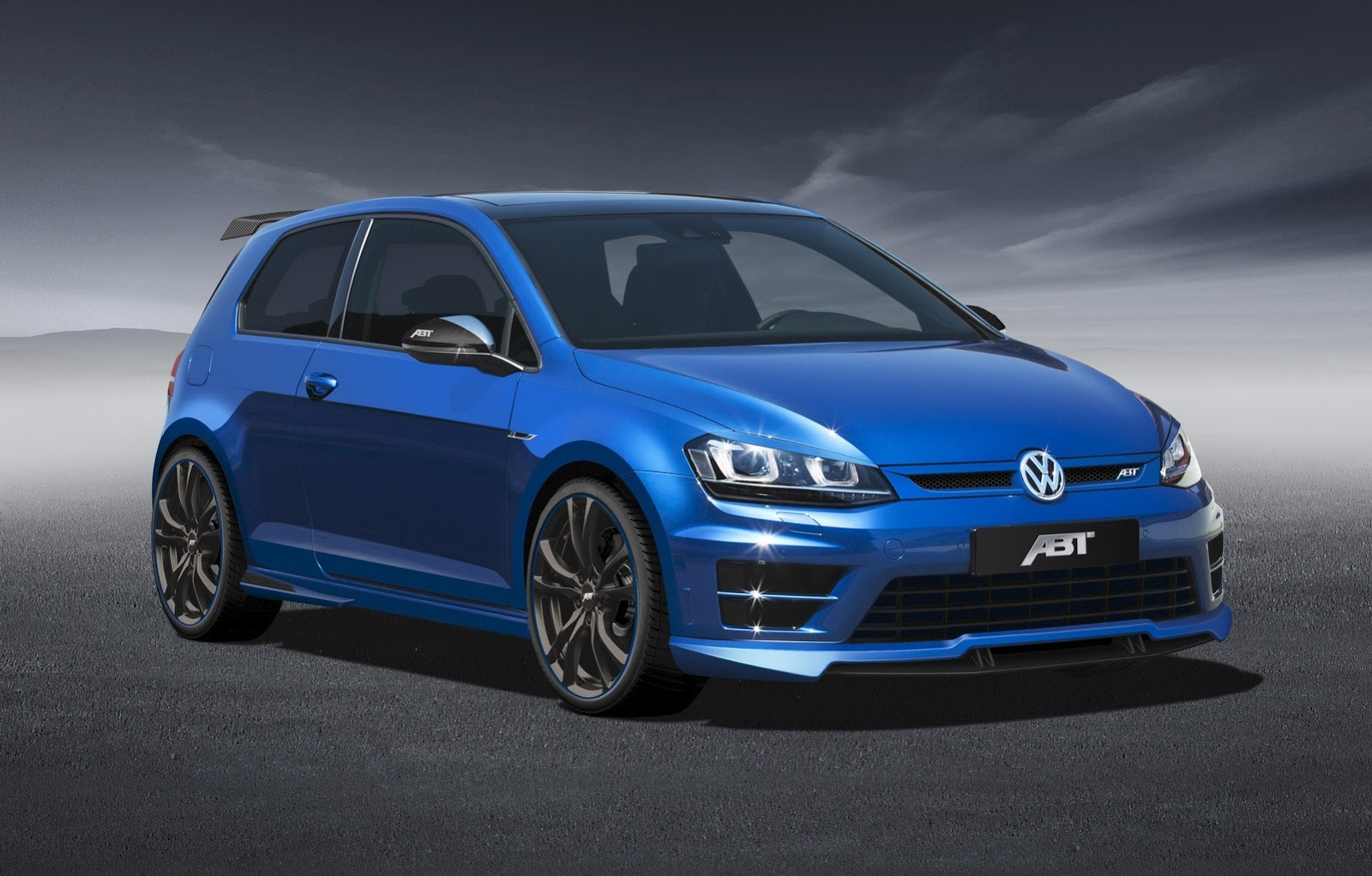 abt vw golf r mk7 1 vw tuning mag. Black Bedroom Furniture Sets. Home Design Ideas