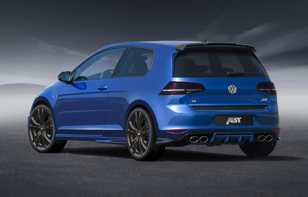 ABT VW Golf R Mk7 2 628x401 ABT Volkswagen Golf R