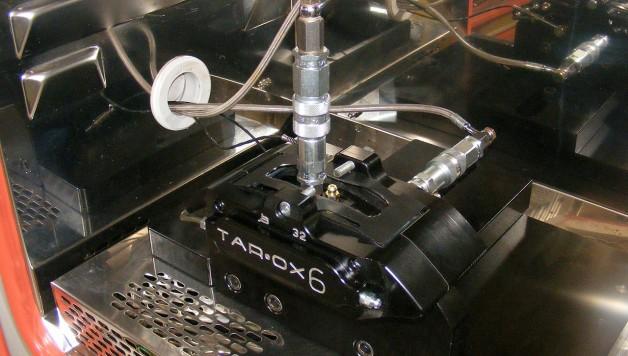 Tarox Thermal Testing 628x356 Tarox Announces Its 'Extreme Brake Testing Protocol'