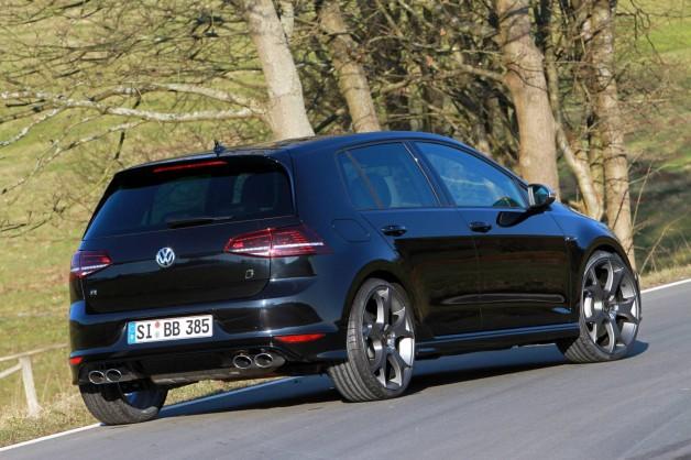 bb golf 7 r 4 628x418 B&B VW Golf R tuning