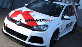 vw cup 1 280x161 Milltek Finds Its Own VW Racing Cup Superstar
