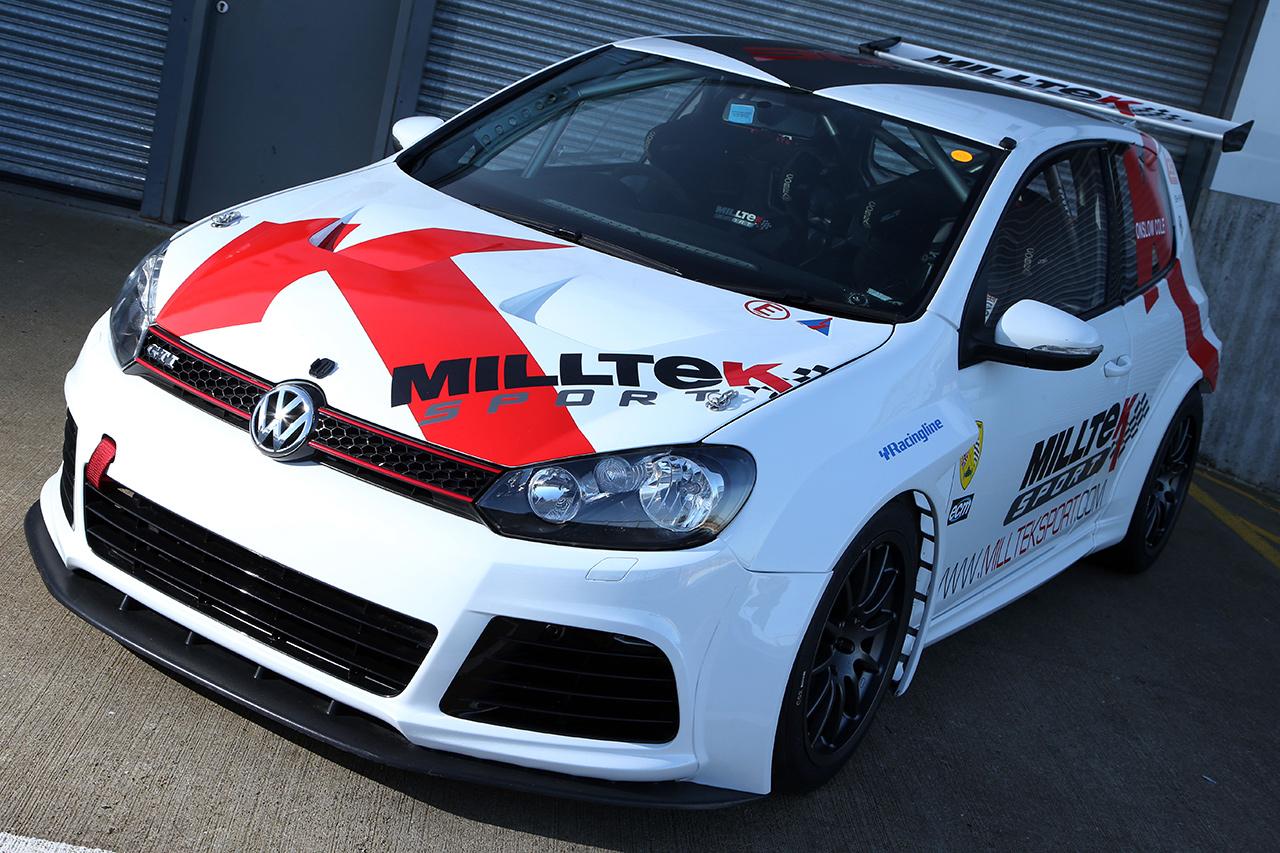 Milltek Finds Its Own Vw Racing Cup Superstar