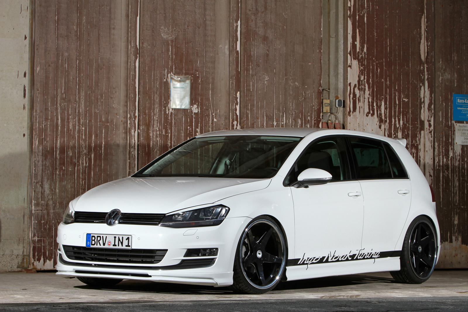 ingo noak vw golf 7 tuning 1 vw tuning mag. Black Bedroom Furniture Sets. Home Design Ideas