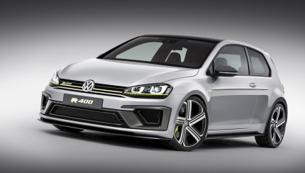 2014 Volkswagen Golf R 400 1 430x244 Volkswagen Golf R 400