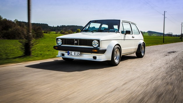 ABT Golf I GTI 001 628x356 ABT congratulates on 40 years of Golf