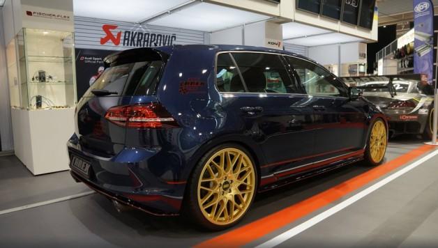 akrapovic carex gti 3 628x356 Akrapovic Titanium Exhaust for New Volkswagen GTI