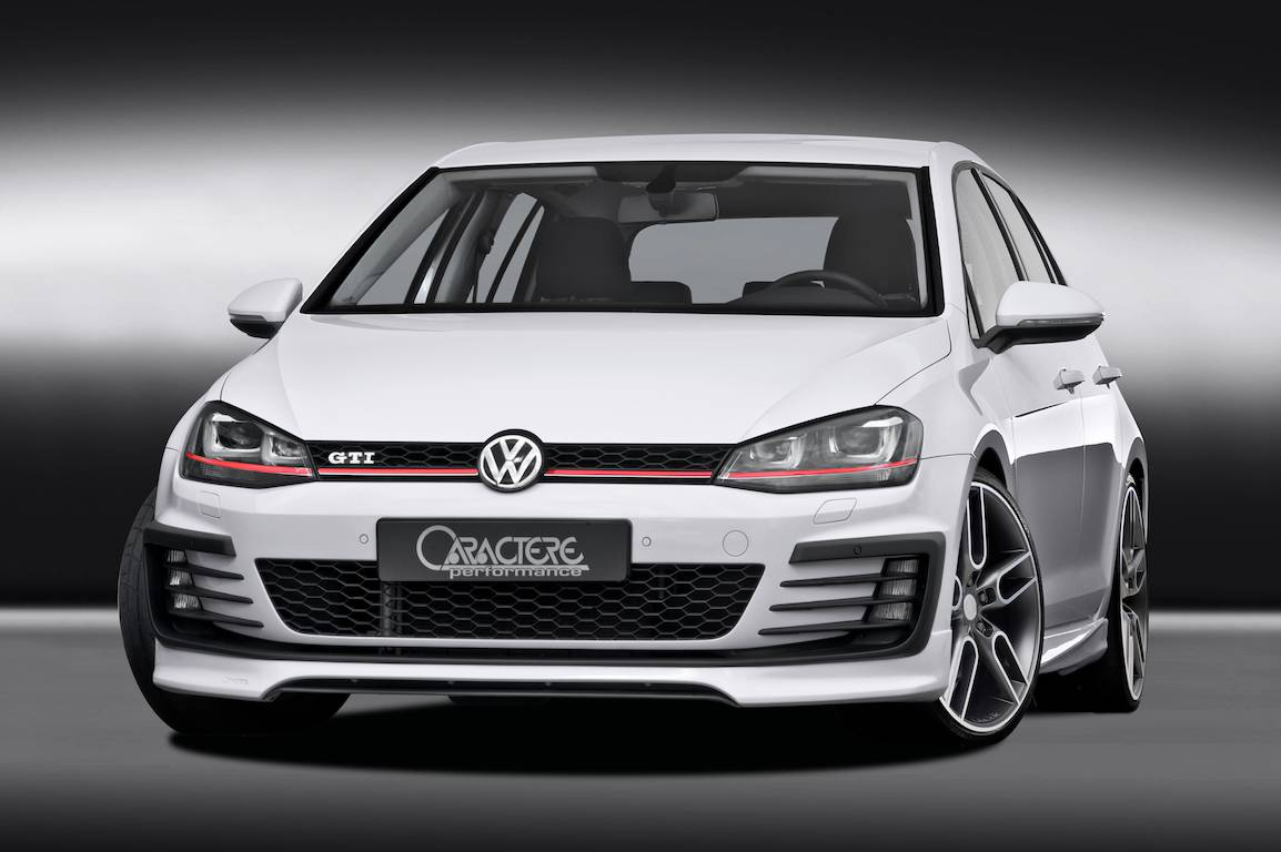 caractere vw golf 7 gtd gti vw tuning mag. Black Bedroom Furniture Sets. Home Design Ideas