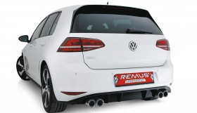 Remus VW Golf VII GTI 1 280x161 REMUS introduces Power Package for Golf VII GTI and Golf GTI Performance onto the market