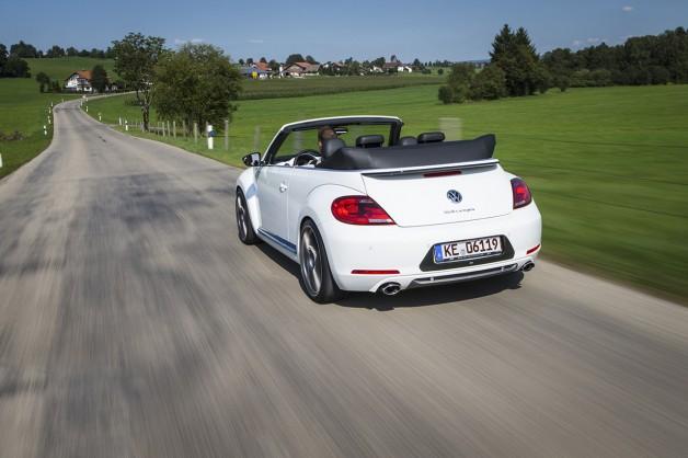 ABT Beetle Cabrio 002 628x418 Volkswagen Beetle Cabrio