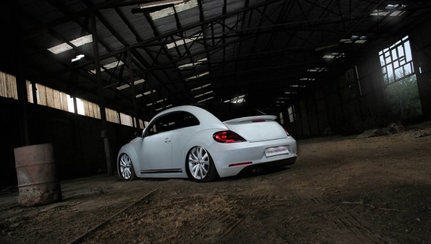 MR Car Design Volkswagen Beetle 2 628x356 BEETLE in RETRO DESIGN from MR CAR DESIGN