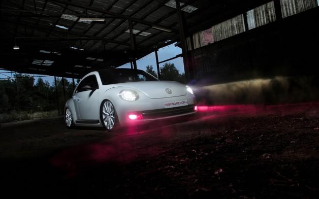 MR Car Design Volkswagen Beetle 3 628x392 BEETLE in RETRO DESIGN from MR CAR DESIGN