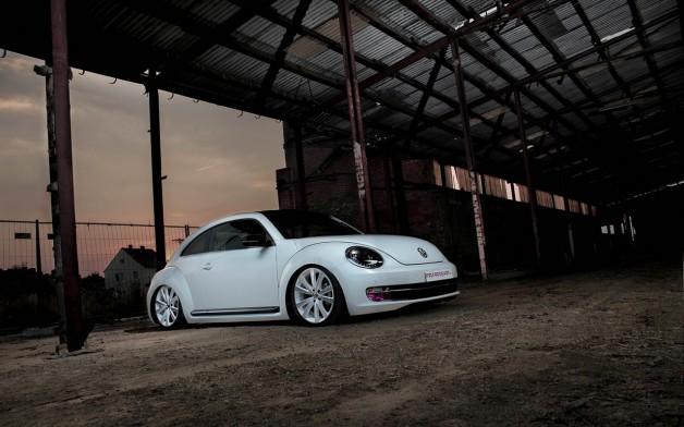 MR Car Design Volkswagen Beetle 4 628x392 BEETLE in RETRO DESIGN from MR CAR DESIGN