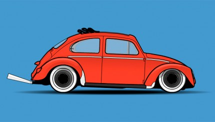 bug tuning 430x244 VW Bettle tuning game