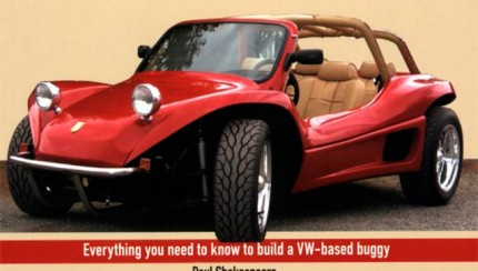 build a buggy 430x244 Building a Dune Buggy