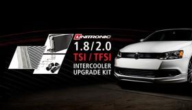 1.8 UNITRONICFMIC 280x161 Unitronic intercooler upgrade kit for 1.8/2.0 TSI/TFSI