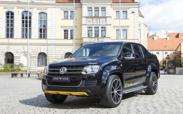 2014 MTM Volkswagen Amarok 4 2 TDI 6 628x392 2014 MTM Volkswagen Amarok 4 2 TDI 6
