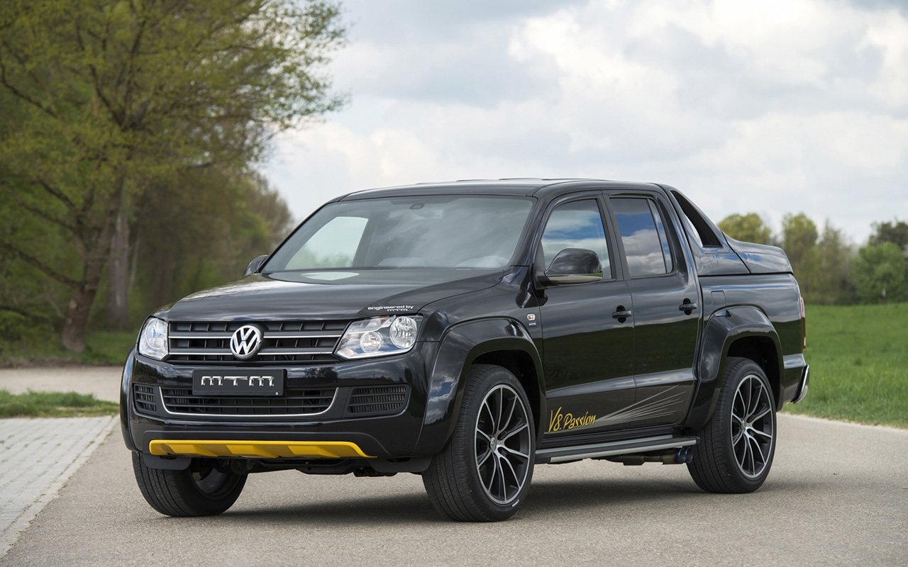 mtm volkswagen amarok 4 2 tdi. Black Bedroom Furniture Sets. Home Design Ideas