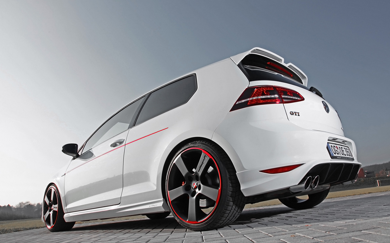 2014 oettinger volkswagen golf vii gti 4 vw tuning mag. Black Bedroom Furniture Sets. Home Design Ideas