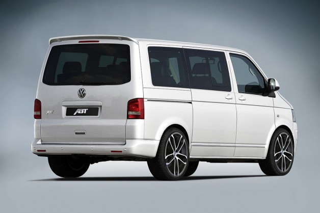 ABT T5 Aktionsmodell 02 628x418 The Volkswagen T5 promotion model by ABT Sportsline